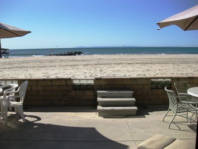 Photo for On the Sand, Pet Friendly & Walk to Everything