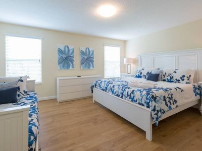 Photo for Amazing House at Paradise Palms Resort 6BD | Minutes to Disney