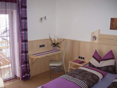 Photo for Double room with shower, WC - Millauer, Martin