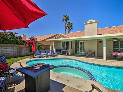 Photo for NEW! Modern Palm Desert Paradise w/ Private Pool!