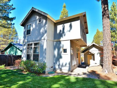 Photo for Custom South Lake Tahoe Cottage for 6 – Close to Parks and Beaches!