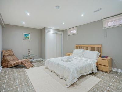 Photo for WALK-UP BASEMENT APARTMENT | 2 BED | 1 BATH