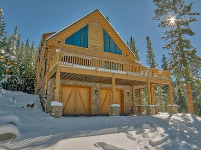 Photo for Blue River Escape! Luxury Mountain Home