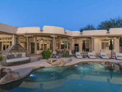 Photo for 5BR Estate Vacation Rental in Paradise Valley, Arizona