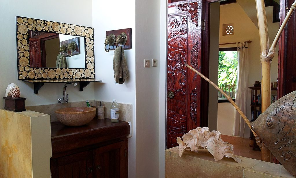 Real Bali local views 2room Family suite