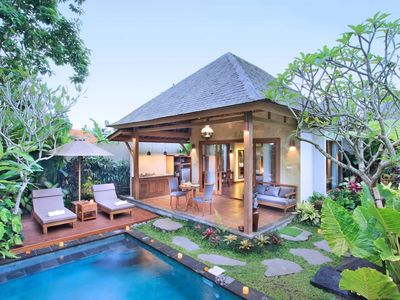 Photo for GrahaSandat Private Suite with Pool in Ubud Center