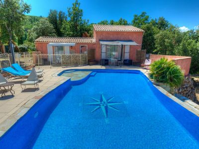 Photo for 2BR House Vacation Rental in Néoules, PROVENCE VERTE