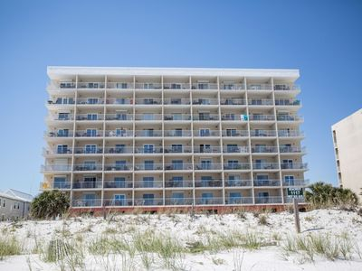 Photo for Stunning Upgraded Gulf Front, 1 Br / 2 Bath, Sugar Sands 602
