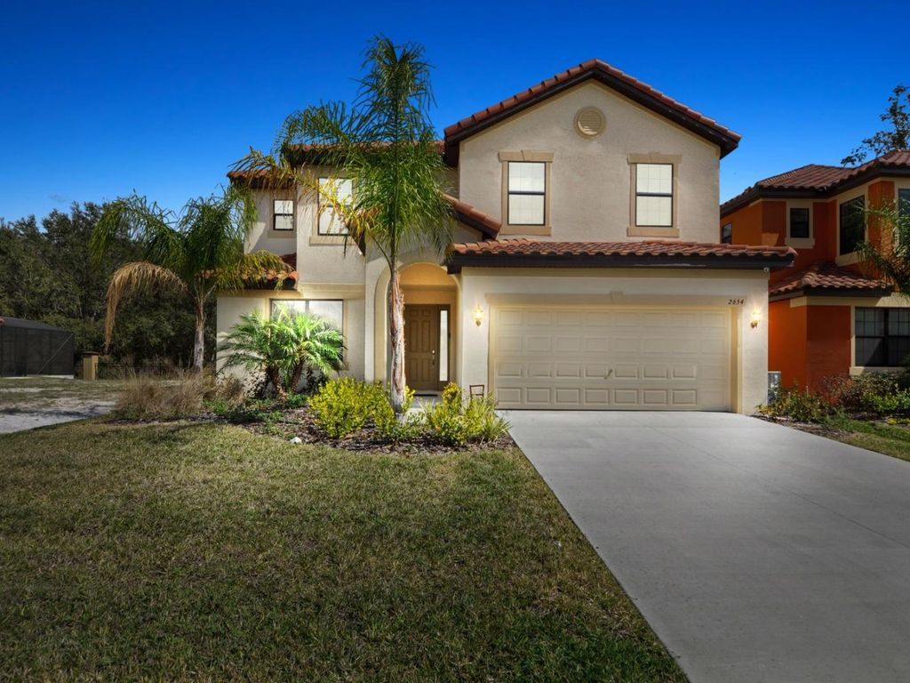Enjoy Your Next Kissimmee Vacation In This Beautiful 7 Bd Vacation Home 7 Br Vacation Condo For