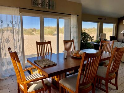Photo for BOOK NOW! Easy Cancel. On Beach Home -Dogs Welcome-Spacious-Perfect to Gather-
