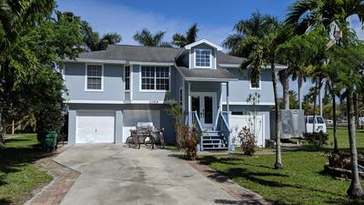 Photo for Royal Palm House  2 story home near Naples Bay and Beach