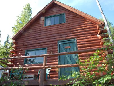 Photo for Serenity Cabin - Kenai River Soaring Eagle Lodge And Cabins