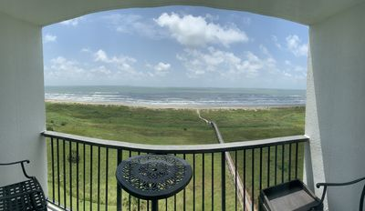 Photo for Gorgeous Beachside 8th floor condo over Gulf if Mexico