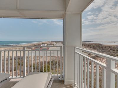 Photo for Blue Suede Views 425B *Southside ocean and bay views