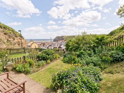 Photo for 2 bedroom property in Staithes. Pet friendly.