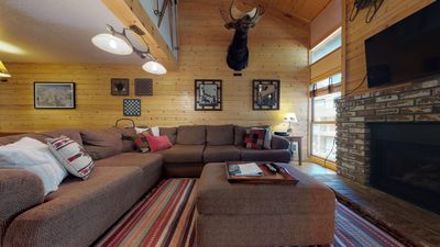 Photo for Chamonix #90 Located across the street from Canyon Lodge with new low rates!