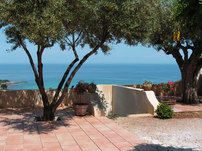 Photo for Charming villa - panoramic dream view - beach 600m - near Porto Vecchio