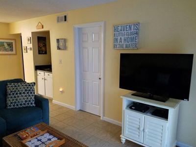 Photo for Beautifully Renovated Fiddlers Cove, 300Yards to Beach!!