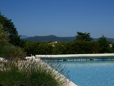 "Photo for Cottage ""Cevennes"" on an area of 3950m2 with heated pool of 10x5 m"
