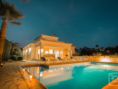 Photo for 3BR Villa Vacation Rental in Benissa