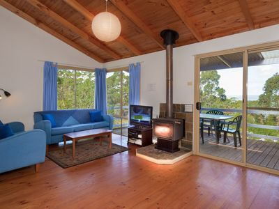 Photo for Bombina Cottages with stunning views