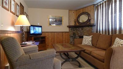 Photo for Three Seasons #206-B: 1 BR / 1 BA  in Mt Crested Butte, Sleeps 4