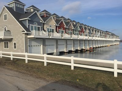 Photo for Boathouse Condo on the St. Lawrence River, Alexandria Bay, NY
