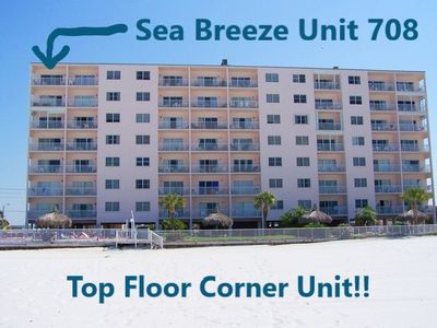 Photo for Sea Breeze 708 2BR 2BA