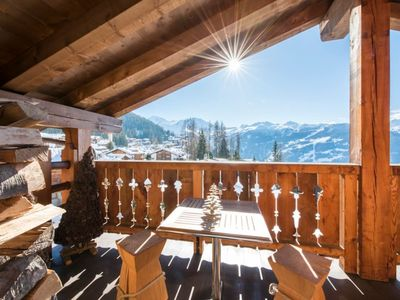 Photo for Regal 5 BR Chalet in the Heart of Verbier