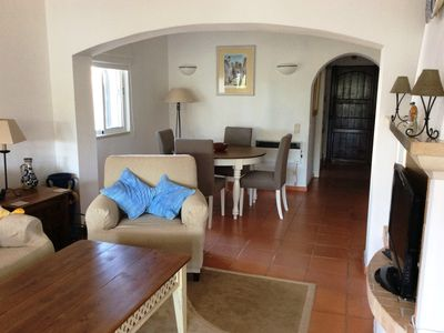 Photo for Luxury first floor apartment, Dunas Douradas, 2 bedroom, 2 bathroom, air-con