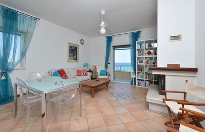 Photo for Gallipoli via salento apartment facing the sea
