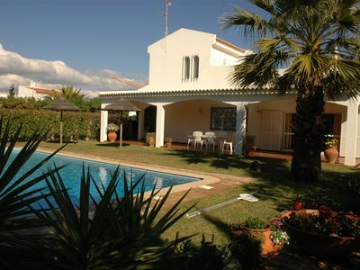 Photo for Luxury Villa with private pool near the beach and golf courses. Free Wi-Fi