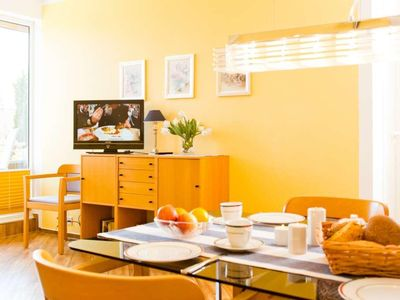 Photo for Comfortable apartments in a quiet location (adjacent to fields) guarantee
