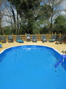 Photo for Country holiday home with Heated Swimming pool