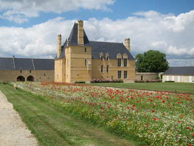 Photo for In an historical monument: Farm Manor in Bayeux