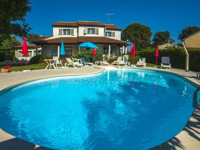 Photo for Holiday home Ivica, (13454), Poreč, Porec riviera, Croatia
