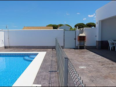 Photo for Rural house near Conil with private pool