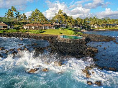 Photo for Ka Lae Kiki - Poipu's Most Popular Premier Oceanfront Home
