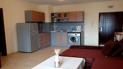 Photo for Luxury two bedroom holiday apartment in Apollon Complex, Nessebar, Bulgaria