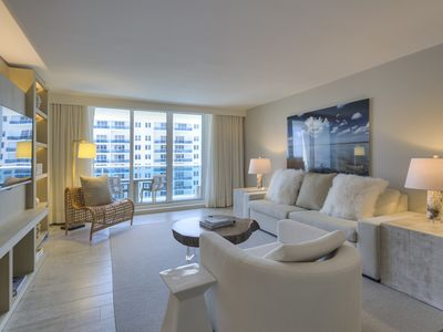 Photo for **Luxurious! 5* 1/1.5 Direct Ocean Condo-Hotel in South Beach Unit 1410
