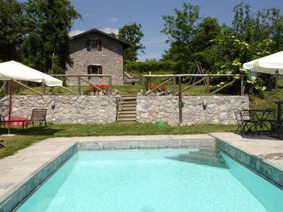 Photo for Fabulous Totally Private Romantic Cottage With Private Infinity Pool