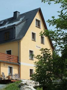 Photo for Holiday apartment Bad Elster for 2 - 4 persons with 1 bedroom - Holiday apartment in a two family ho