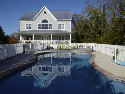 Photo for Swim, relax, repeat!! Walk to the Winery, Beach Plum Farm & escape the ratrace