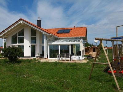 Photo for Your winter garden dream for the whole family - sauna - Rügen vacation with dog