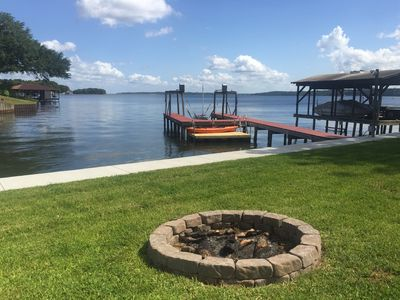 Photo for Fish Bay Hideaway, Peaceful Lakefront on Lake Palestine