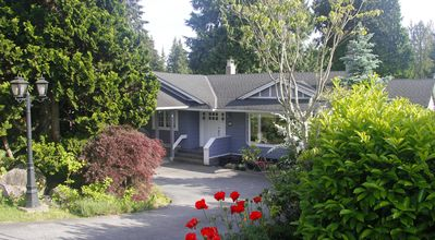 North Vancouver Sweet Retreat