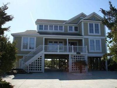 Photo for 6BR House Vacation Rental in Holden Beach, North Carolina