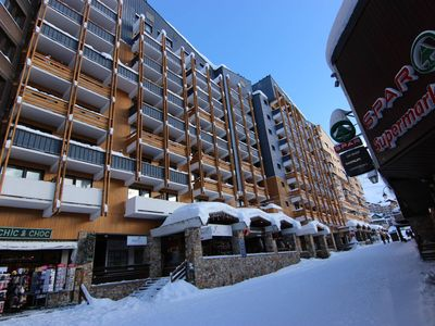 Photo for Apartment Hawspring with Ski-in/Ski-out