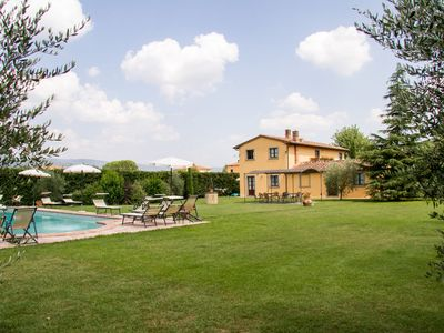 Photo for Residence in Cortona with 2 bedrooms sleeps 4