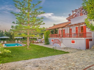 Photo for Villa Arokaria with private pool